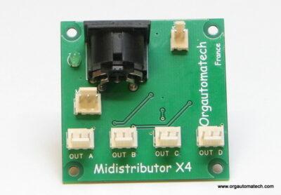 Midistributor standard