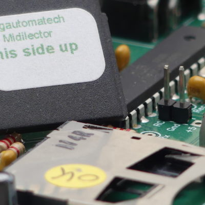 Midi file players